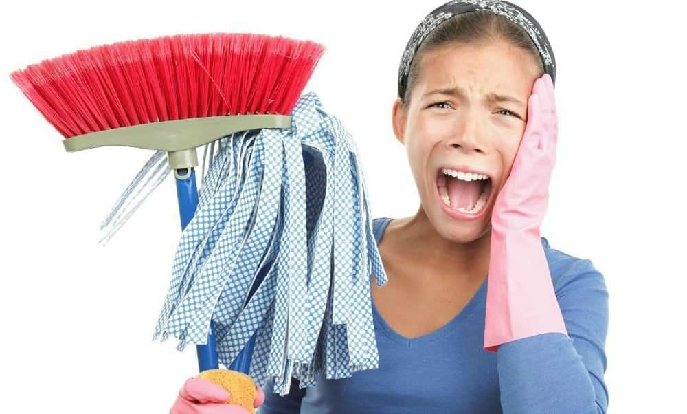 11 coisas que você sempre esquece de limpar, mas não deveria