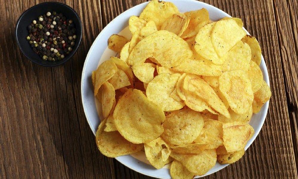 Como fazer batata frita no micro-ondas, sem usar óleo