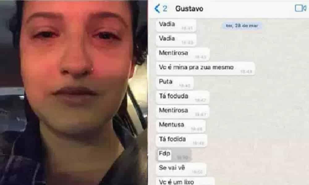 Jovem denuncia relacionamento abusivo que viveu por 1 ano e relato viraliza