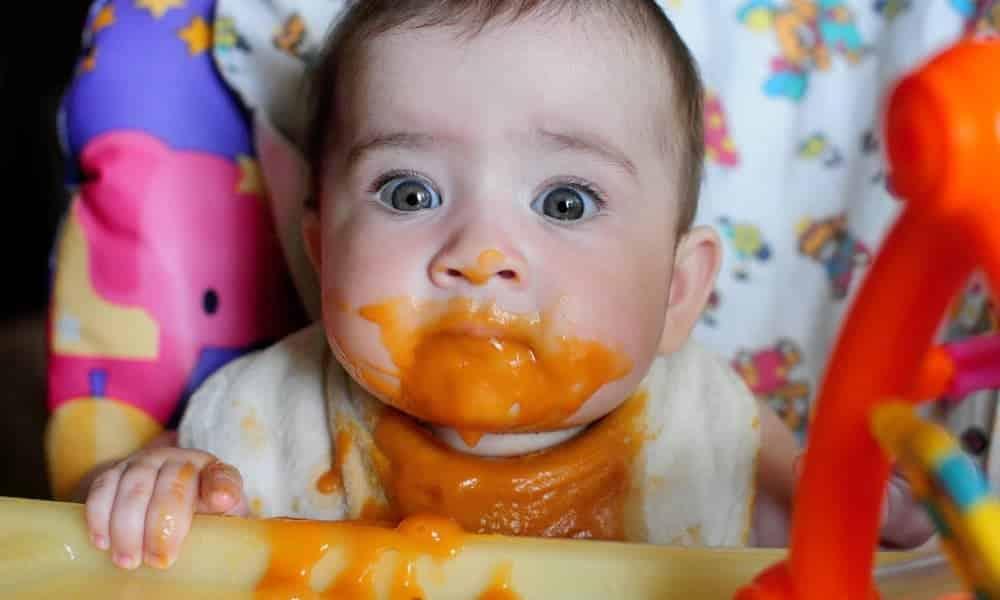 9 alimentos proibidos para bebês de até 1 ano de idade