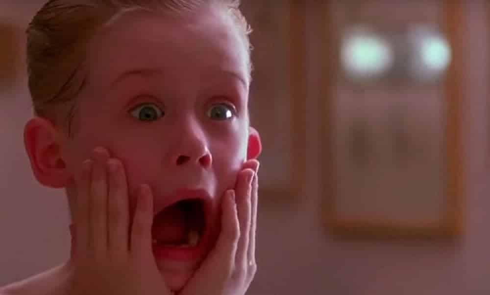 Macaulay Culkin, ator de Esqueceram de Mim, reaparece e está muito gato