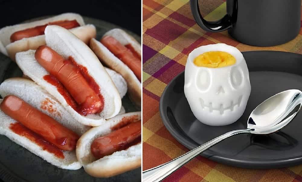 19 comidas do Dia das Bruxas que vão assustar o ano inteiro