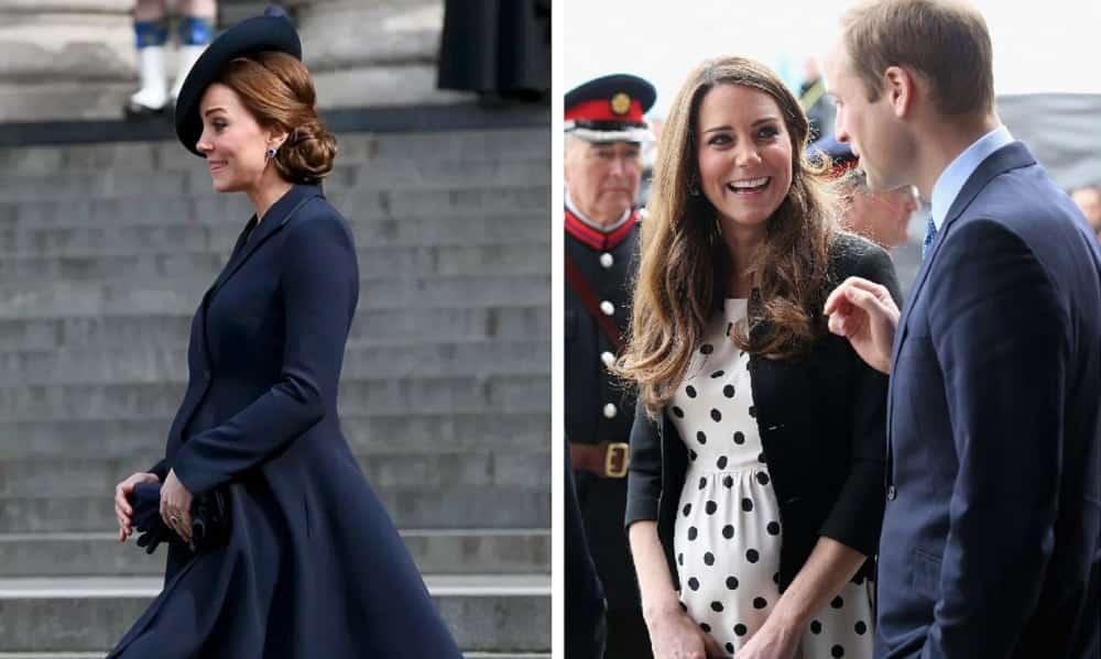5 truques de estilo que grávidas podem aprender com Kate Middleton