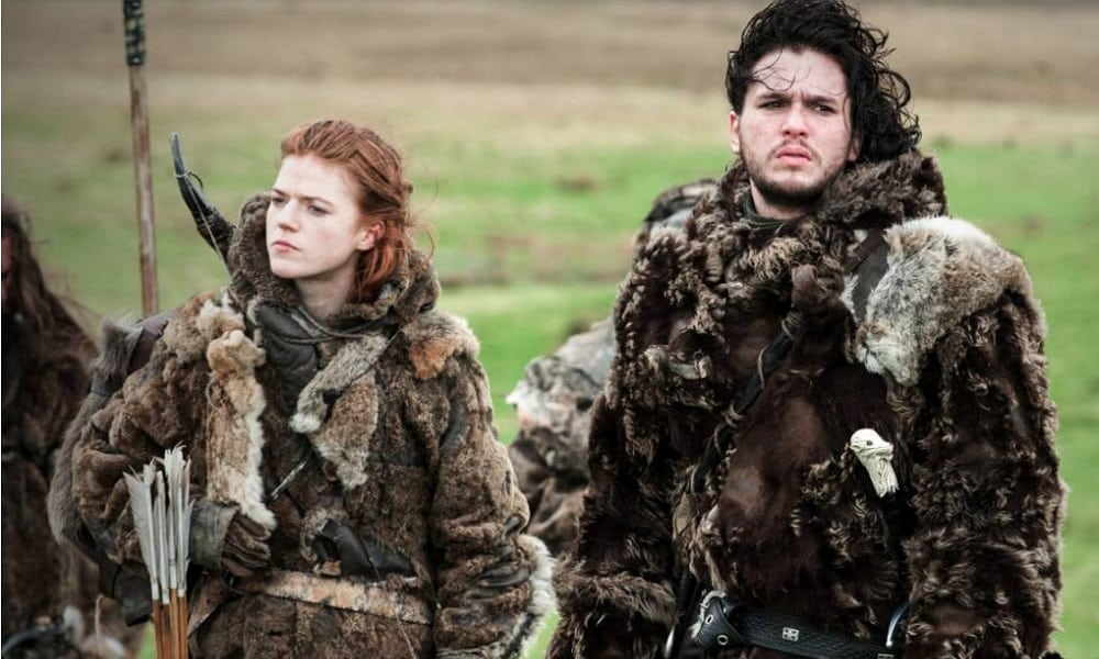 Atores de Game of Thrones com seus namorados da vida real