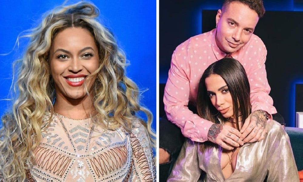 Anitta dança em clipe de Beyoncé e J. Balvin a favor das vítimas dos furacões