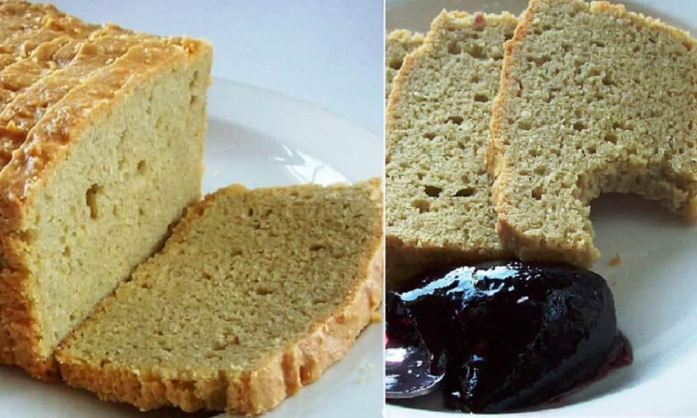 Como fazer pão low carb de farinha de linhaça fofinho e saboroso