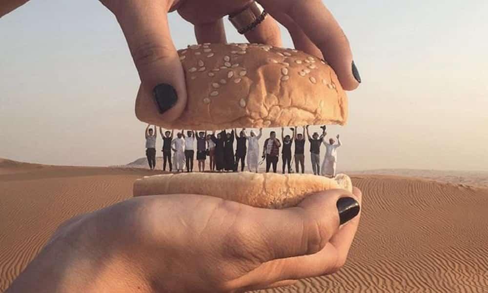 Fotos criativas: 15 ideias para fazer seu feed do Instagram bombar