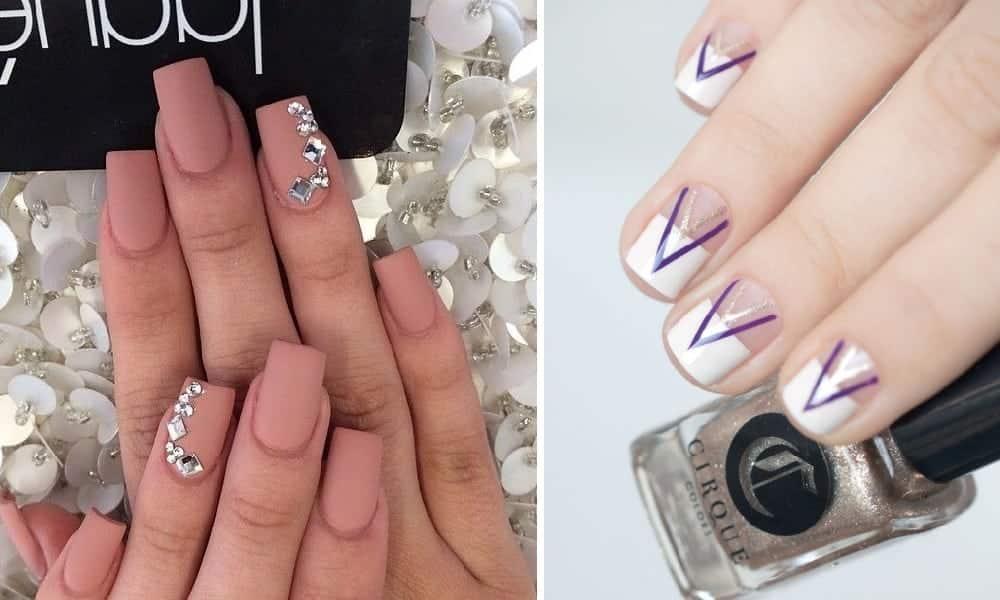 Unhas decoradas: 60 ideias para sair do básico na hora da manicure