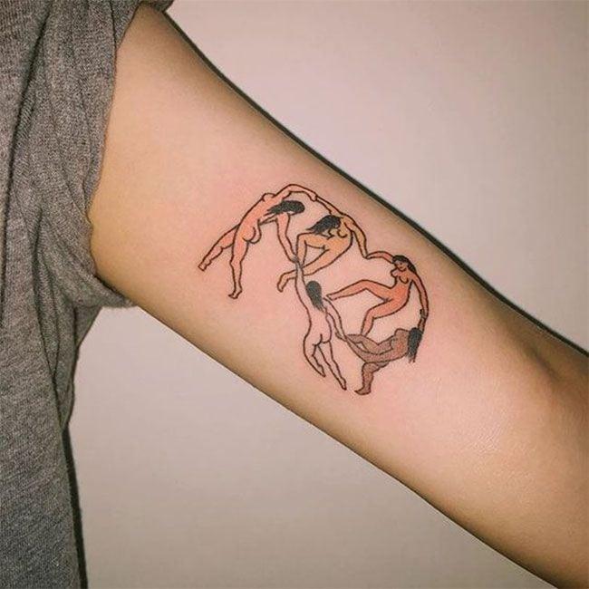 Tatuagens Femininas 330 Ideias De Todos Os Tamanhos Para Se Inspirar