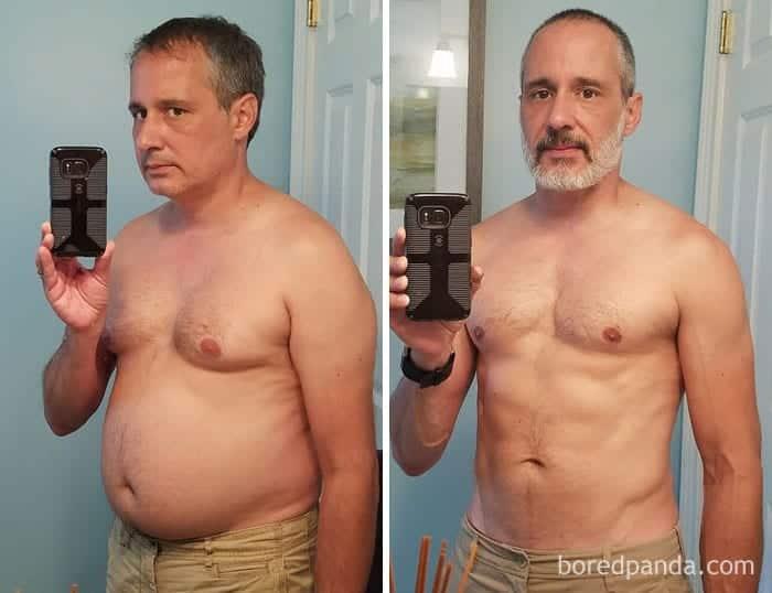 Dieta para perder peso e barriga homem