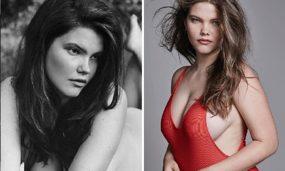 Conheça a modelo plus size na capa da revista playboy em novembro