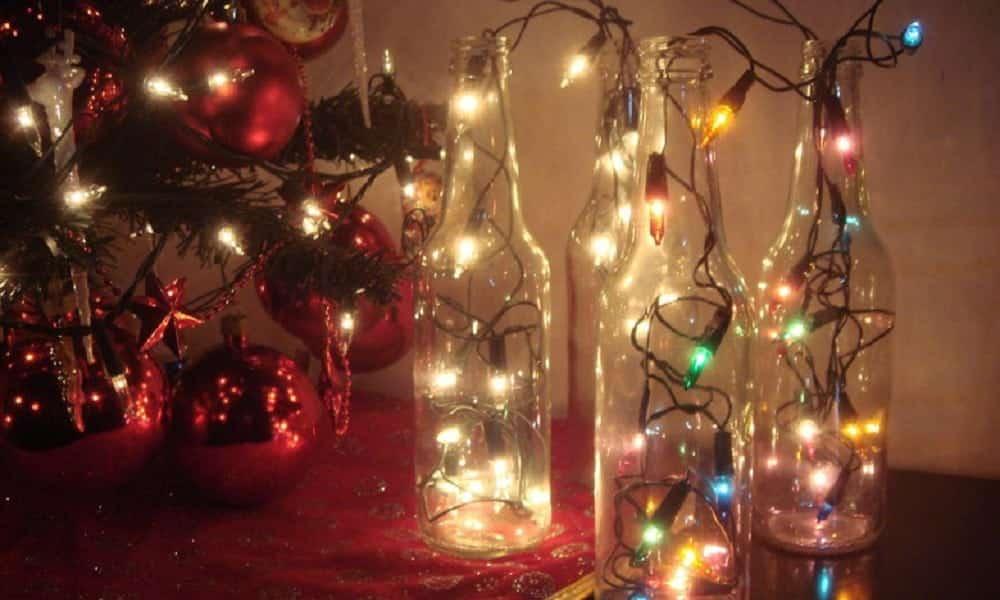 Decoração de Natal de última hora – 30 inspirações para improvisar