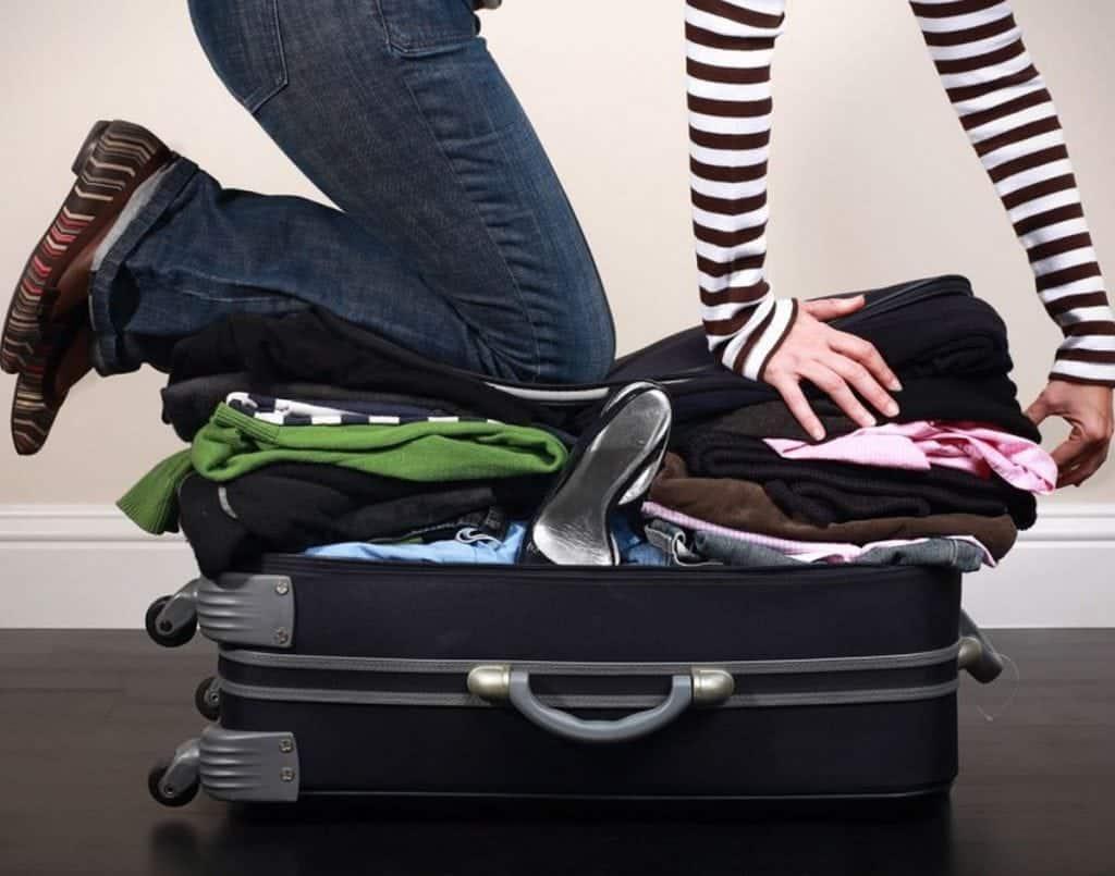 Hora de arrumar a mala: o que escolher e como fazer tudo caber