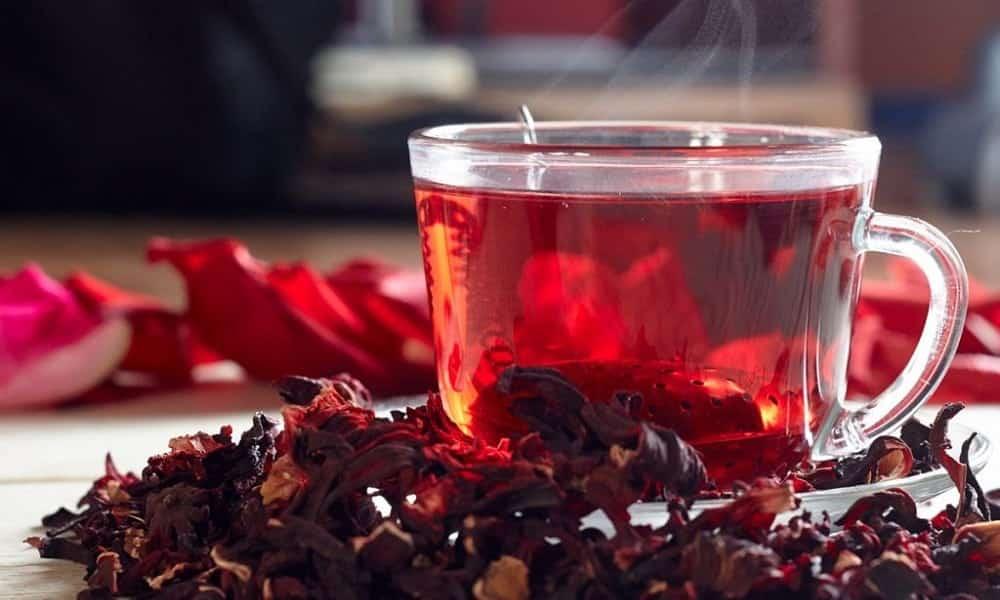 Dieta do chá de hibisco emagrece 4 quilos em 15 dias