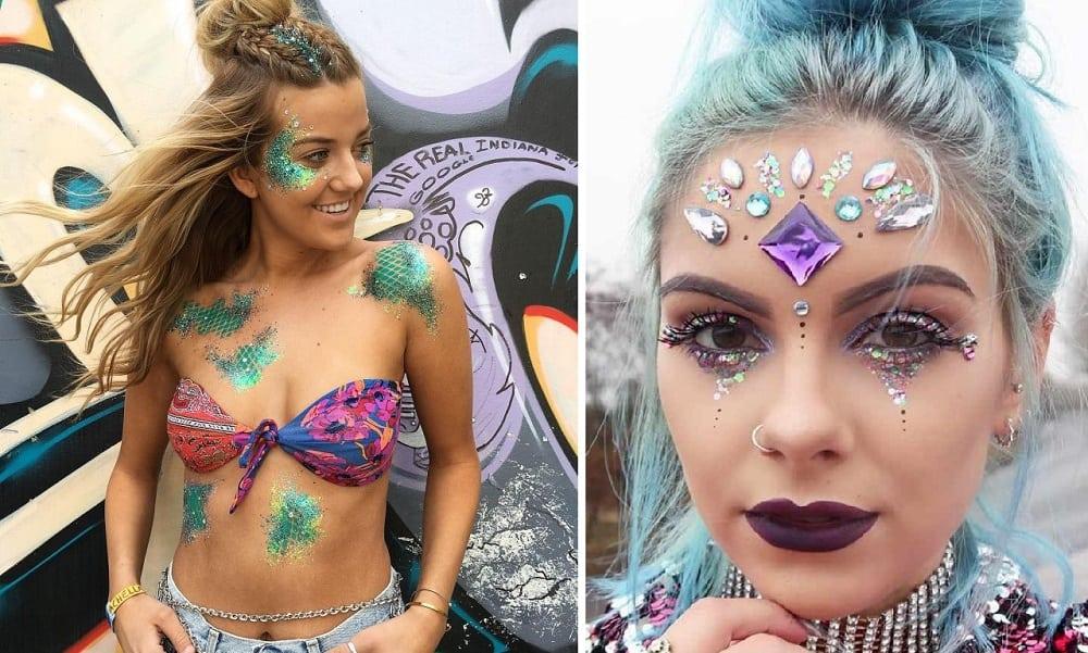 75 ideias de maquiagem de Carnaval para se inspirar