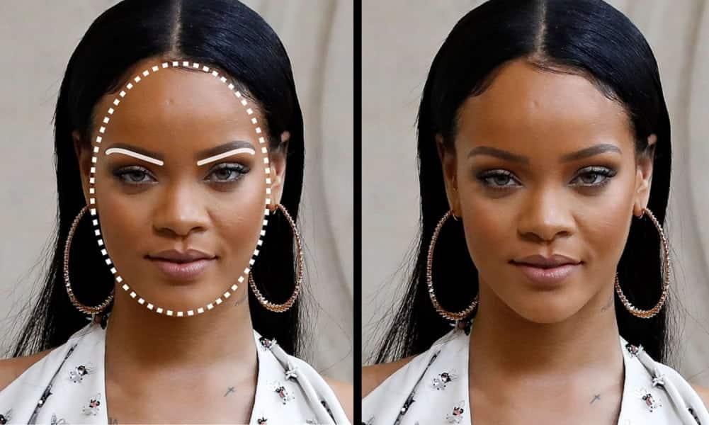 Como harmonizar o formato das sobrancelhas com o formato do seu rosto