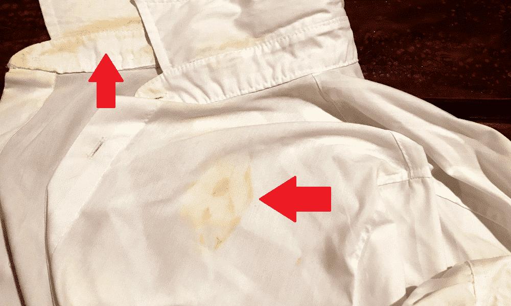 Como tirar mancha de base e outras manchas de maquiagem da roupa