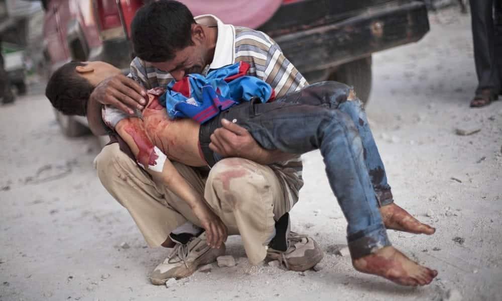 Como ajudar as vítimas na Síria de verdade, sem mudar foto no Facebook