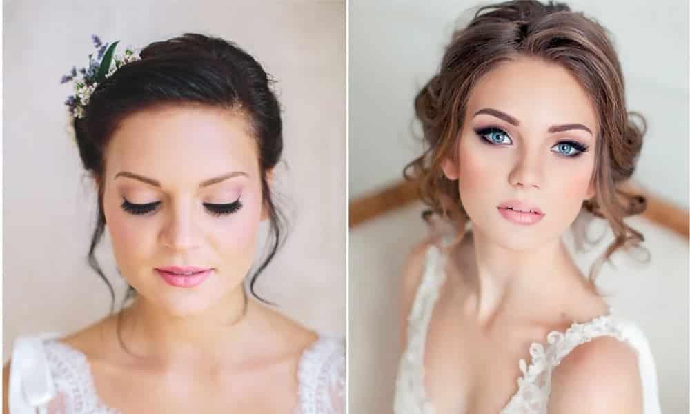 Principais tendências de maquiagem para noivas em 2018