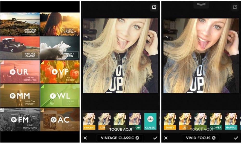 15 melhores aplicativos para editar fotos como as blogueiras