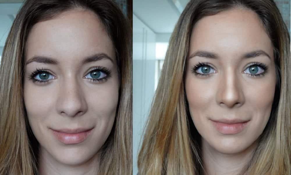 Como afinar o nariz sem cirurgia, usando apenas maquiagem
