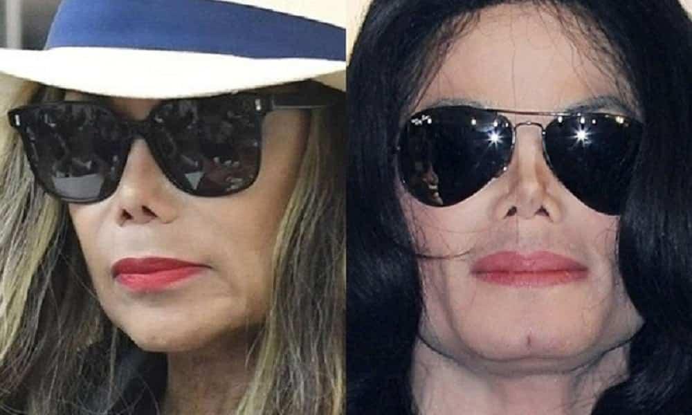 Semelhança entre La Toya Jackson e o irmão Michael Jackson impressiona web