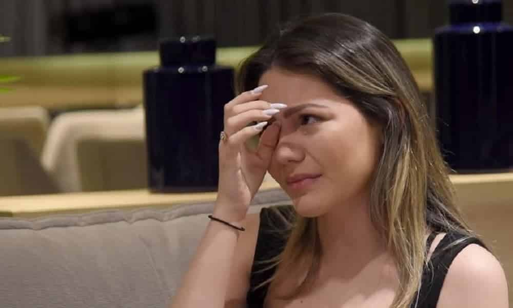 Sarah Poncio conta detalhes sobre traição de Letícia Almeida e Jonathan Couto
