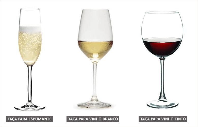 Modelos de copos e taças perfeitos para cada tipo de bebida