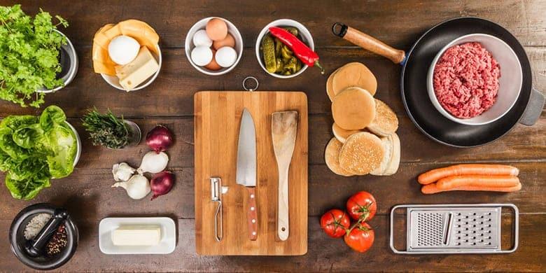 10 dicas básicas para quem quer aprender a cozinhar