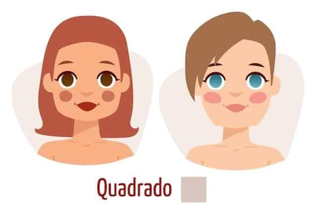 Como identificar o formato do seu rosto