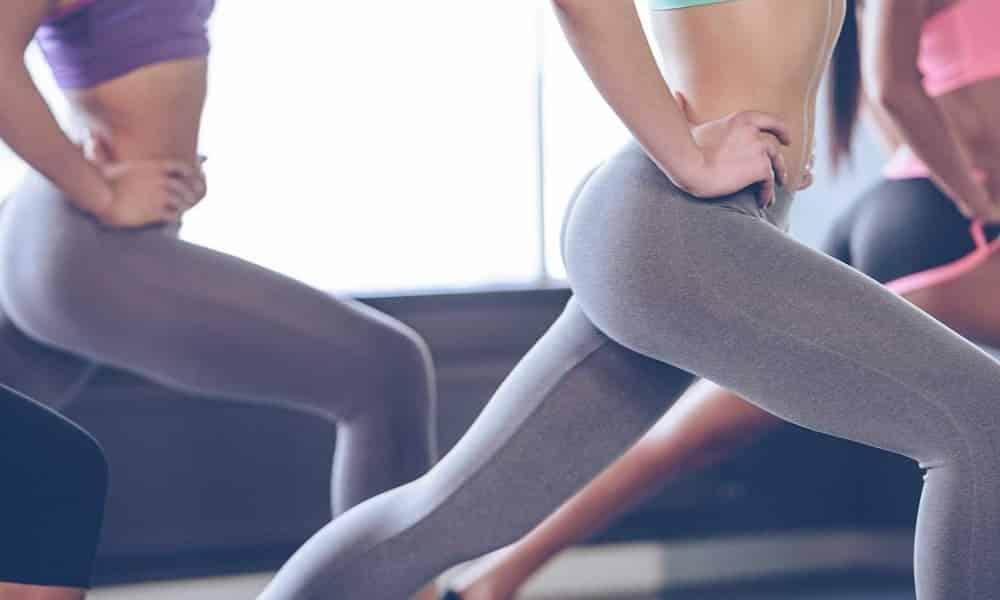 5 exercícios para deixar o bumbum definido