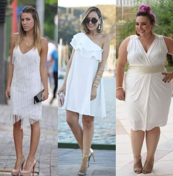 6ffda724b Para um look mais elegante você pode apostar em transparências ou decotes e  recortes estratégicos, vestidos longos com essas características são uma  opção ...