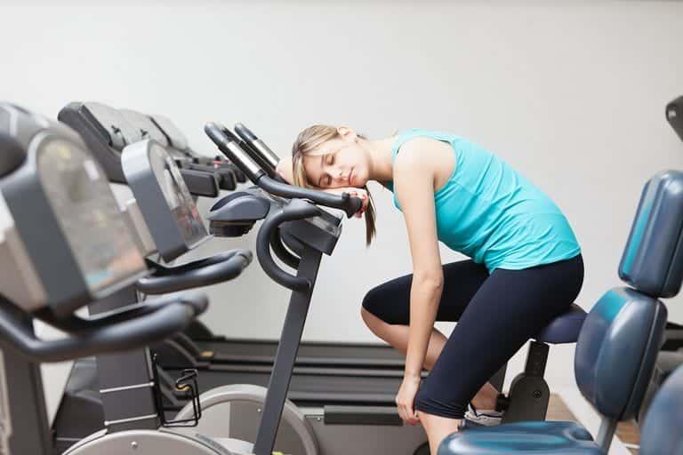 12 coisas que toda mulher sente quando vai treinar menstruada