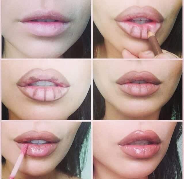 4 formas alternativas de usar gloss na maquiagem
