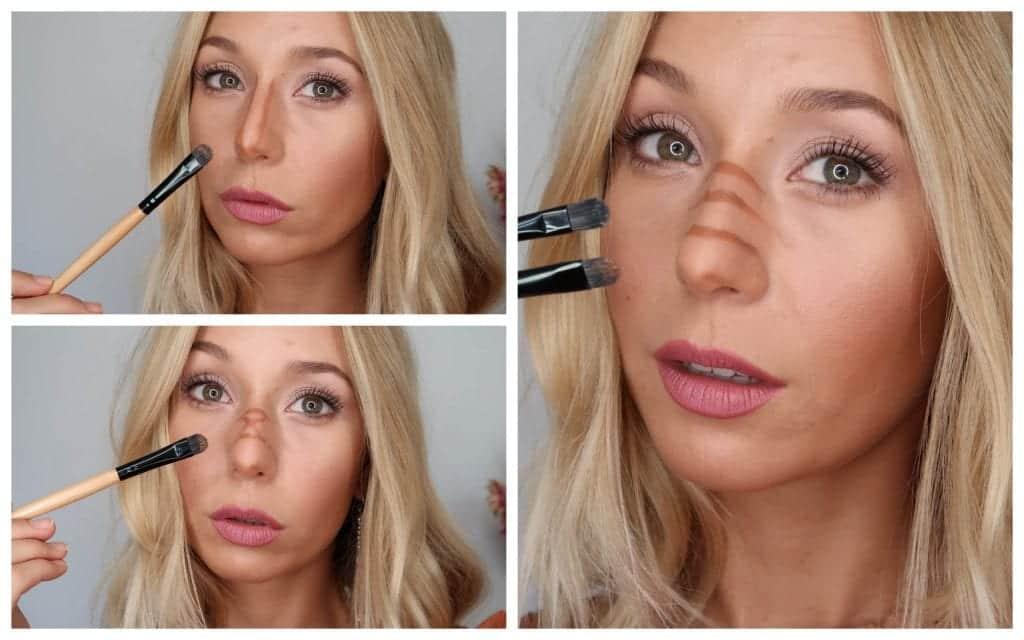Como fazer certo o contorno para cada tipo de nariz