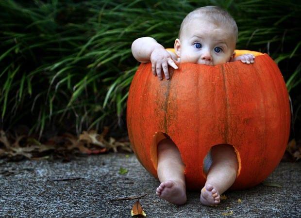 Fantasias de bebês para você morrer de fofura nesse Halloween