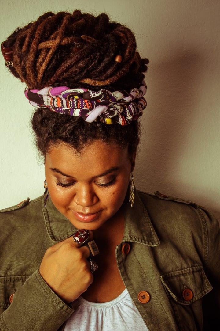 10 penteados afros femininos, um mais belo que o outro