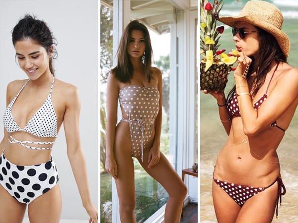 10 tendências de biquinas e maios para o verão 2019