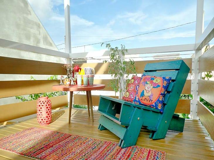4 dicas para decorar a varanda com estilo e sem gastar muito