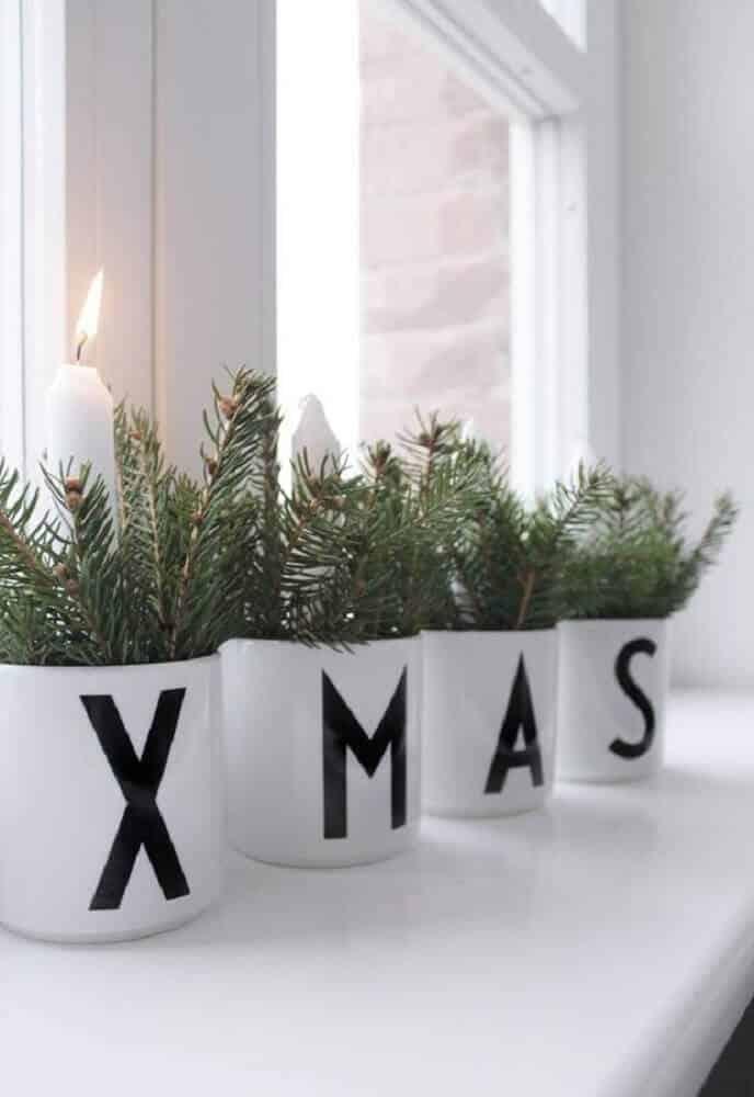 5 enfeites lindos que vão te ajudar na decoração de natal