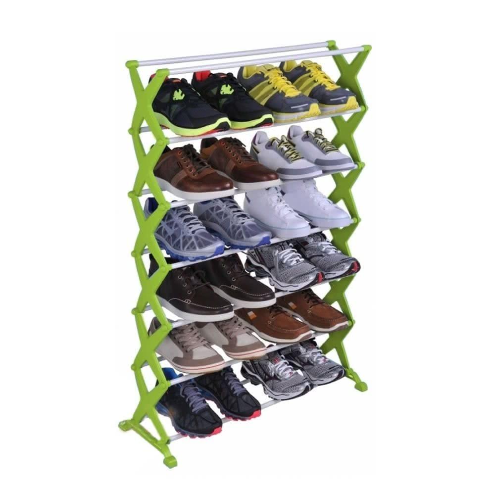 60 formas e truques práticas de organizar sapatos
