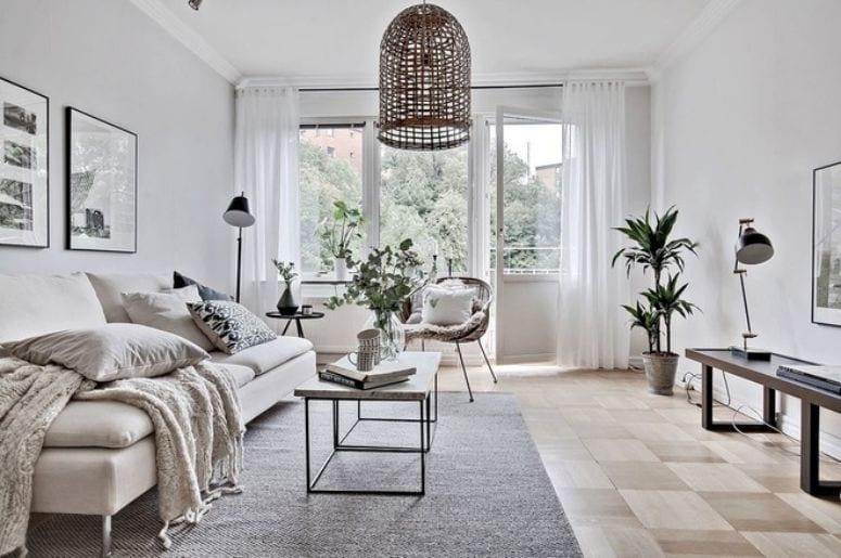 Tudo o que você precisa saber sobre a decoração escandinava