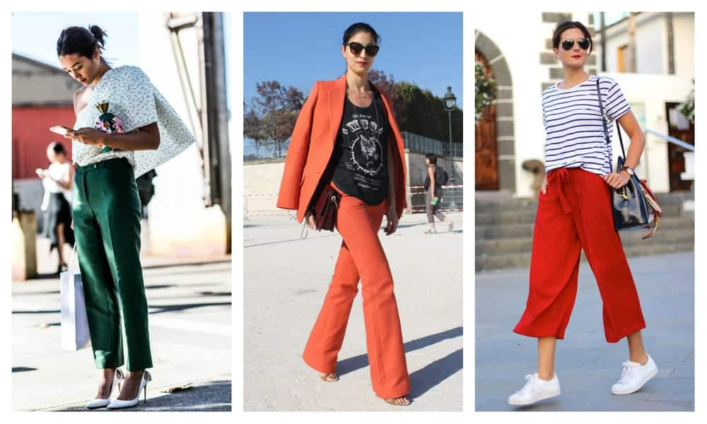 20 formas variadas de usar a calça social feminina