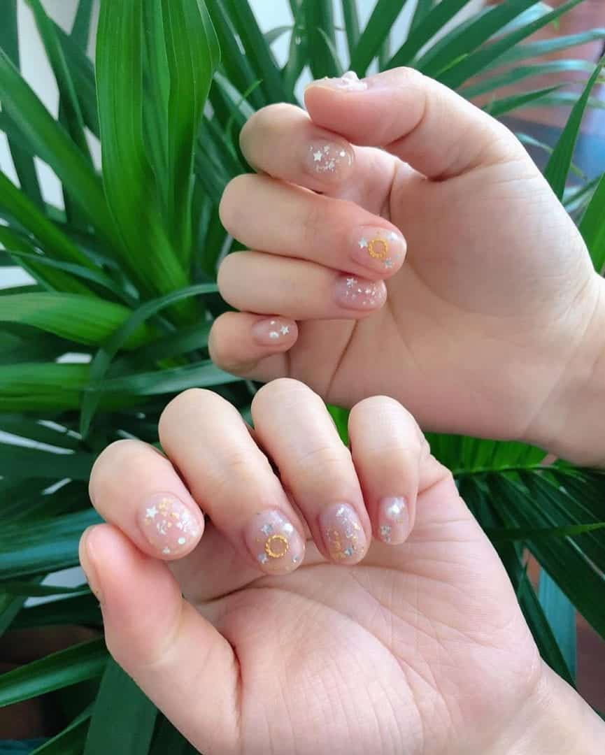 30 imagens de unhas para o Reveillon para te inspirar!
