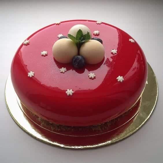 Como fazer um bolo de vidro [e algumas fotos lindas]