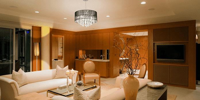 Como usar lustres e seis tipos para decorar a sua casa