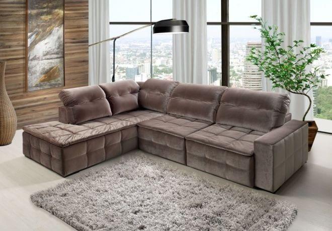 Decorar o sofá: aprenda a usar mantas e almofadas no sofá