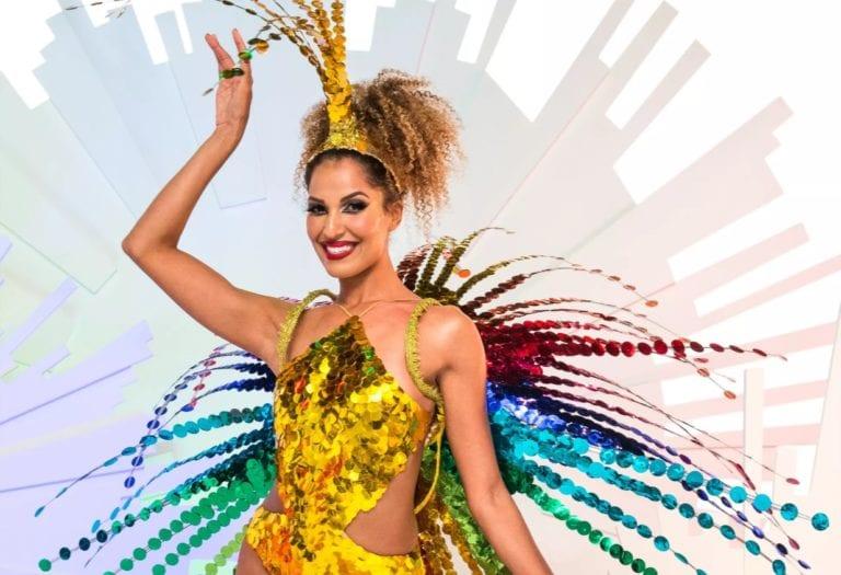 Carnaval: primeira foto da Globeleza 2019 é divulgada!