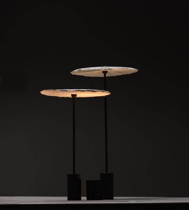 Conheça a luminária de cogumelos, completamente sustentável!