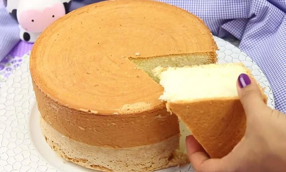 Como fazer o melhor pão de ló do mundo [receita]